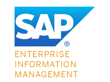 SAP ENTERPRISE INFORMATION MANAGEMENT
